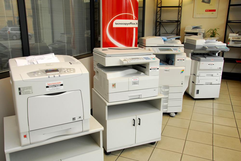 noleggio vendita stampanti multifuzione vicenza tecnocopy