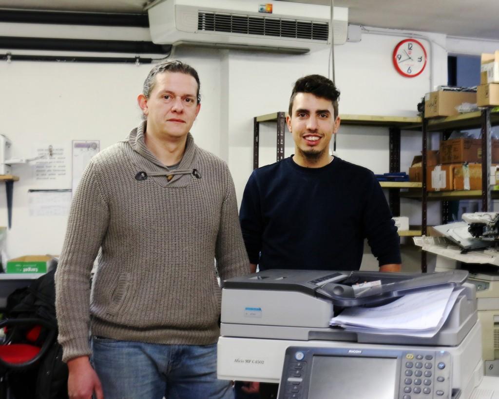 manutenzione fotocopiatrici stampanti tecnocopy