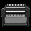 vendita plotter noleggio stampa grande formato hp designjet t2530