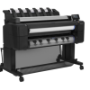 vendita plotter noleggio stampa grande hp designjet t2530