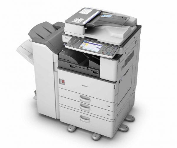 vendita noleggio multifunzione stampante bianco nero mp 4054sp