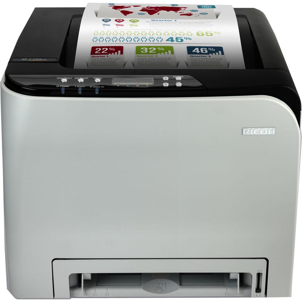 vendita stampante ricoh spc252