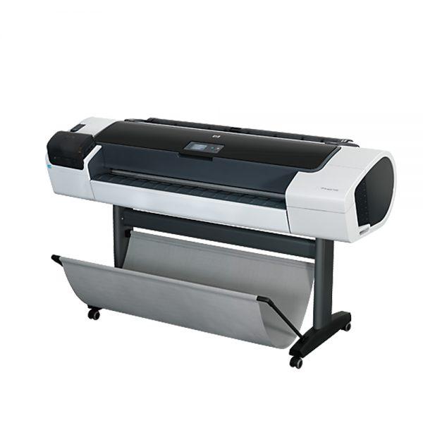 stampante plotter grande formato HP designjet T1200